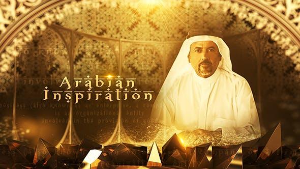 Thumbnail for Arabian Inspiration