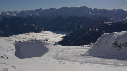 Typical Ski Resort