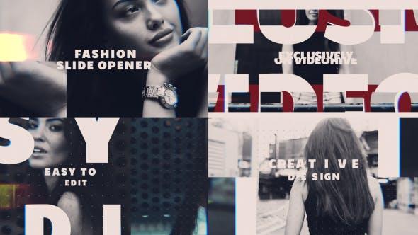 Thumbnail for Fashion Slide Opener