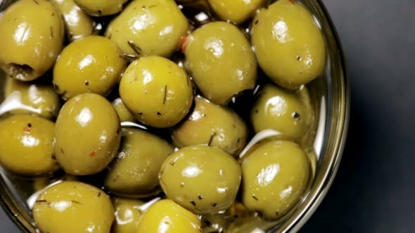 Thumbnail for Olives in Olive Oil