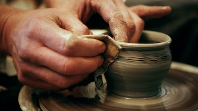 Manufacture of Pots