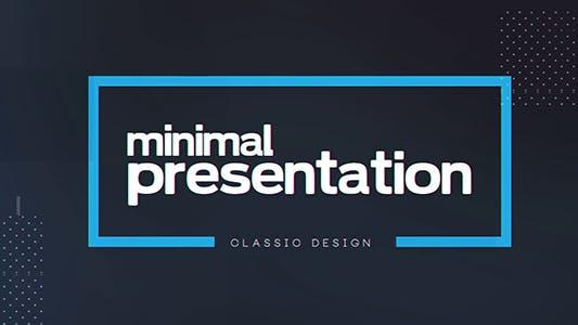 Thumbnail for Présentation minimale