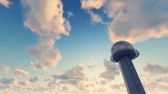 Thumbnail for Radar Ball - Radome Tower