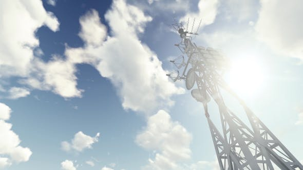 Thumbnail for Telecommunication Tower