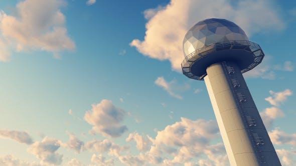 Thumbnail for Radar Ball - Radar Dome - Sunset