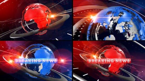 Thumbnail for Breaking News Opener