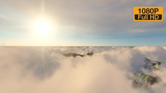 Thumbnail for Time-lapse Cloud and Mountain