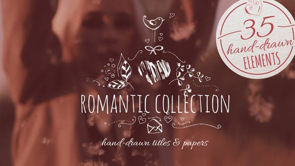 Thumbnail for Romantic Collection Hand-drawn Titles
