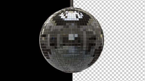 Thumbnail for Twisted Disco Ball
