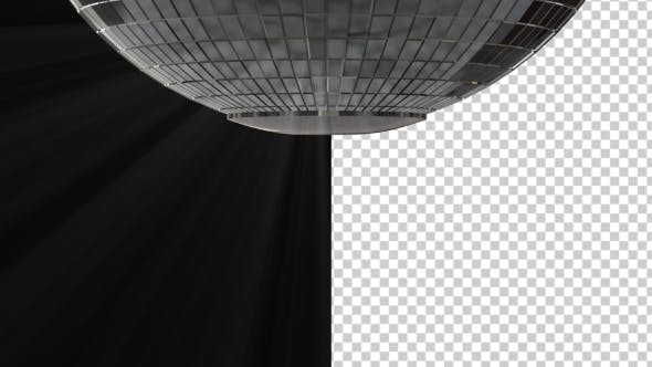 Thumbnail for Bottom of the Silver Disco Ball