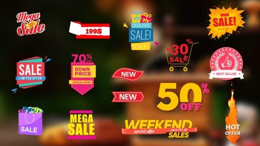 Sales Labels 2