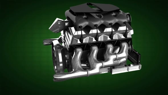 Thumbnail for Rotate Car Engine