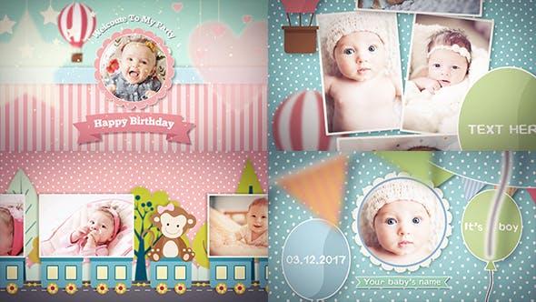 Thumbnail for Baby-Fotoalbum