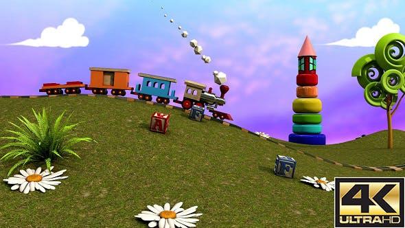 Thumbnail for Kids Train