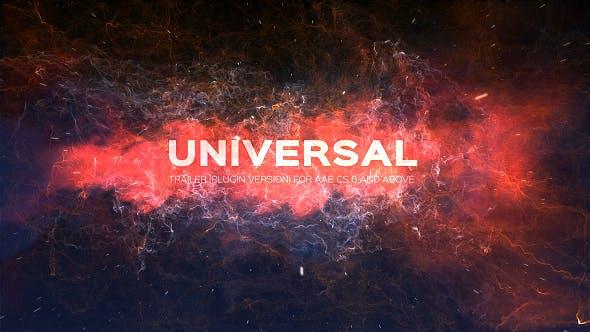 Thumbnail for Universal Trailer