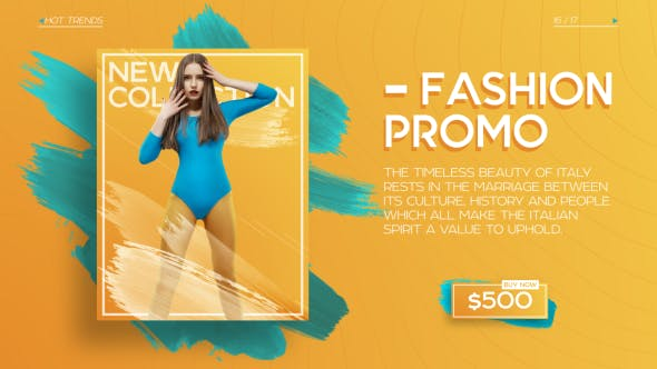 Thumbnail for Fashion Promo II