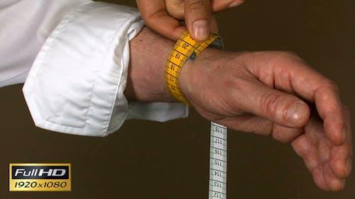 Tailor Wrist Body Measuring