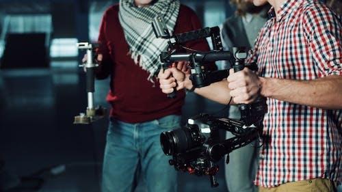 Testing Camera Gyro Stabilizer
