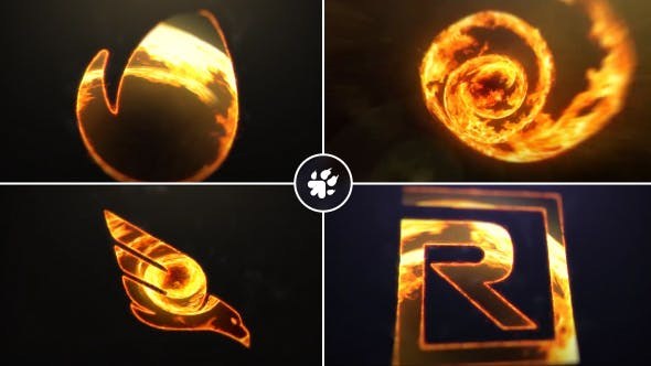 Thumbnail for Fire Vortex Logo
