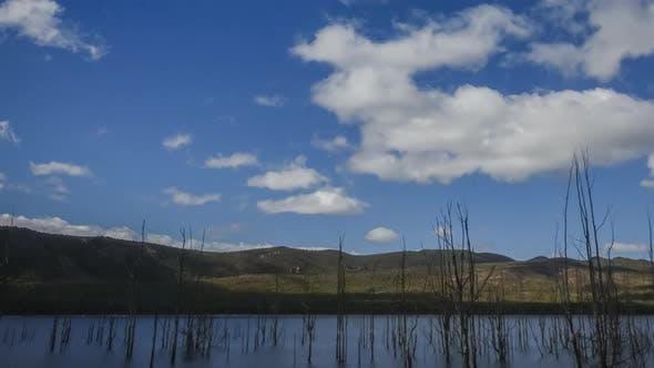 Thumbnail for Timelapse of lake in Australia