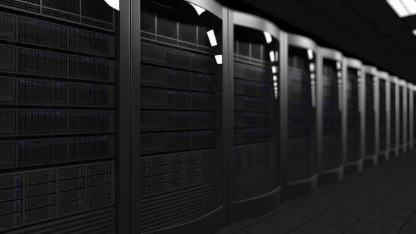 Thumbnail for Server Room