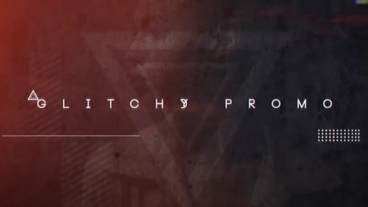 Thumbnail for Glitchy Promo