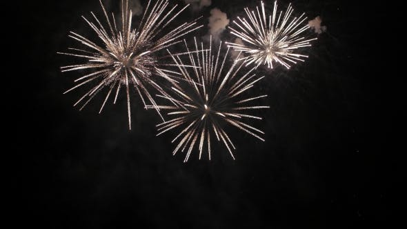 Thumbnail for Classic Fireworks in the Sky