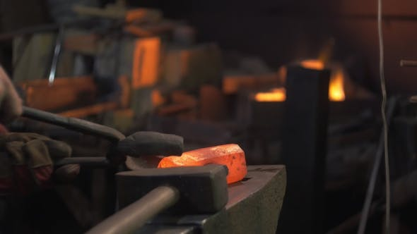 Thermal Treatment of Iron