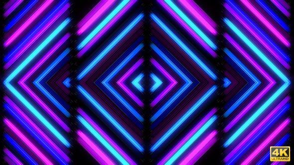 Light VJ Neon Packs - UHD