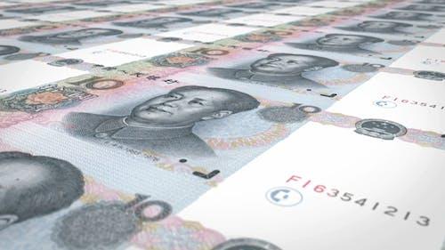 Banknotes of Ten Renminbi Chinese