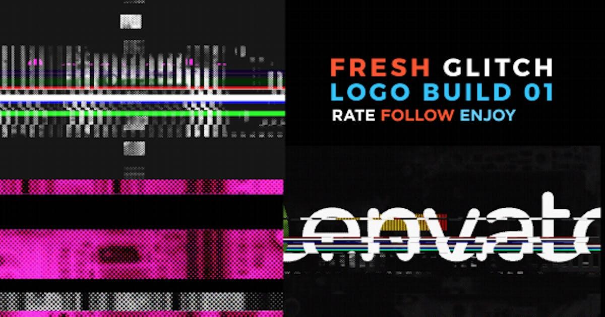 Download Fresh Glitch Logo Build 2 Pack Volume 1 by AngryAlpacaTv