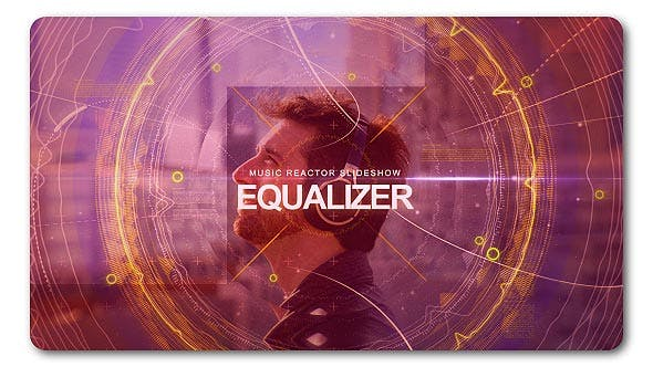 Cover Image for Equalizer Music Reactor Slideshow