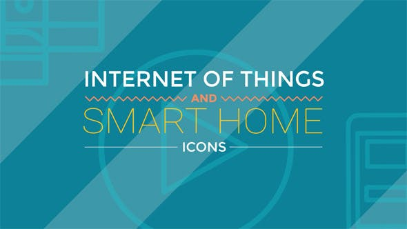 Thumbnail for Internet Of Things and Smart Home Icons