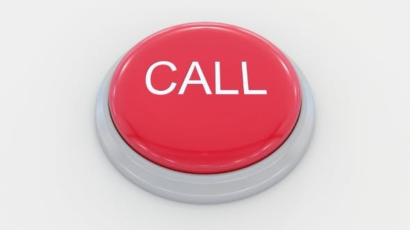 Thumbnail for Pushing Big Red Button with Call Inscription