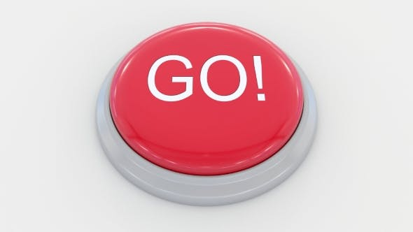 Thumbnail for Pushing Big Red Button with Go Inscription