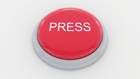 Thumbnail for Pushing Big Red Button with Press Inscription