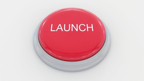 Thumbnail for Pushing Big Red Button with Launch Inscription
