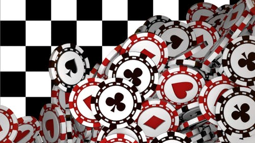 Poker Chips Transition