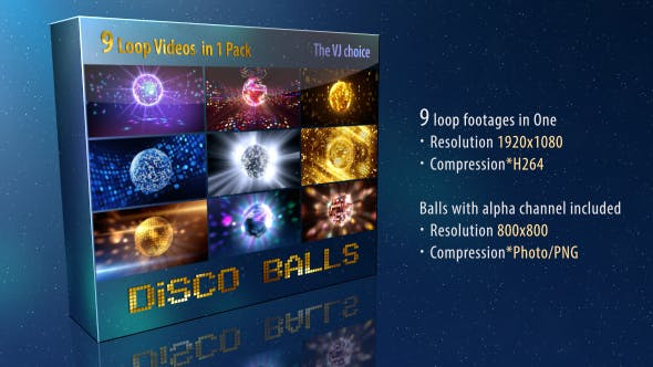 Disco Ball - product preview 0