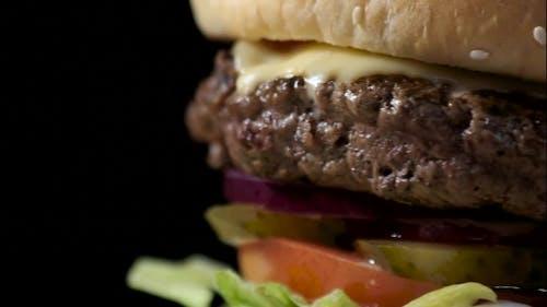 von Hamburger.