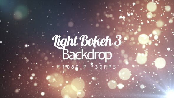 Thumbnail for Light Bokeh 3