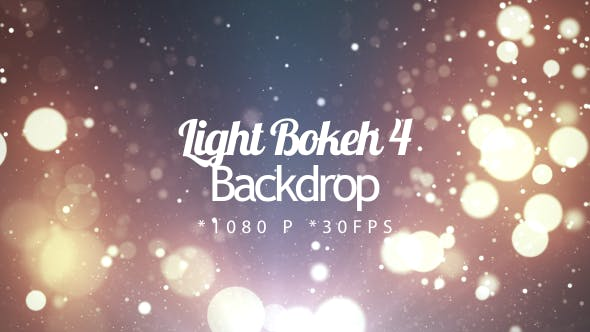 Light Bokeh 4