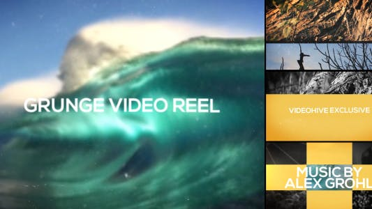 Thumbnail for Grunge Video Reel
