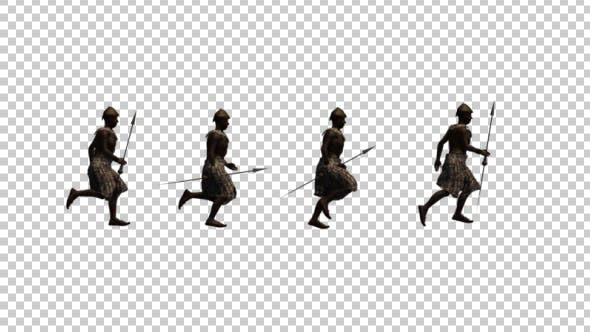 Thumbnail for African Traditional Warrior