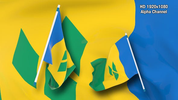 Thumbnail for Flag Transition - Saint Vincent and the Grenadines