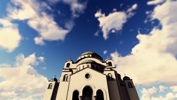 Thumbnail for Church of Saint Sava Belgrad, Serbia - Hram Svetog