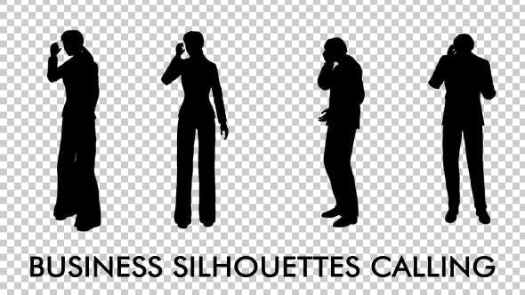 Thumbnail for Business Silhouettes Calling