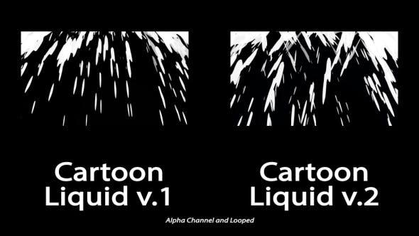 Thumbnail for Cartoon Liquids Pack