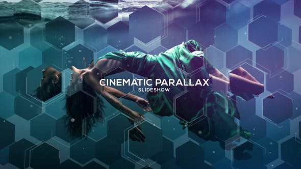 Thumbnail for Cinematic Parallax Slideshow