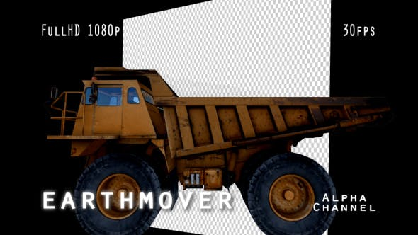Thumbnail for Big Mining Truck
